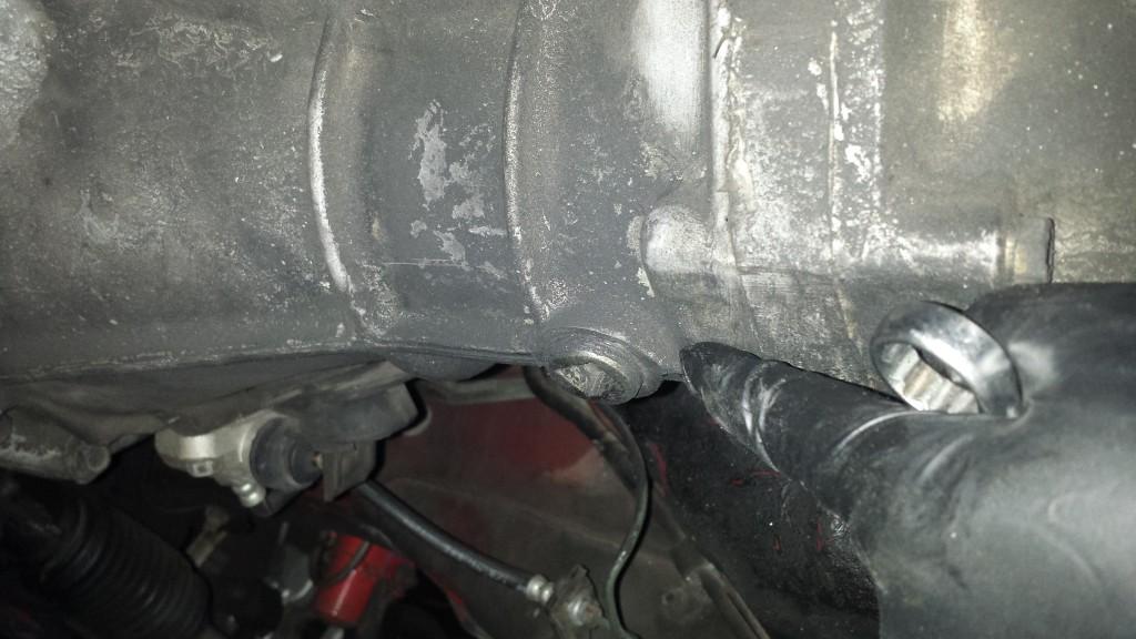 240sx Transmission Drain Plug