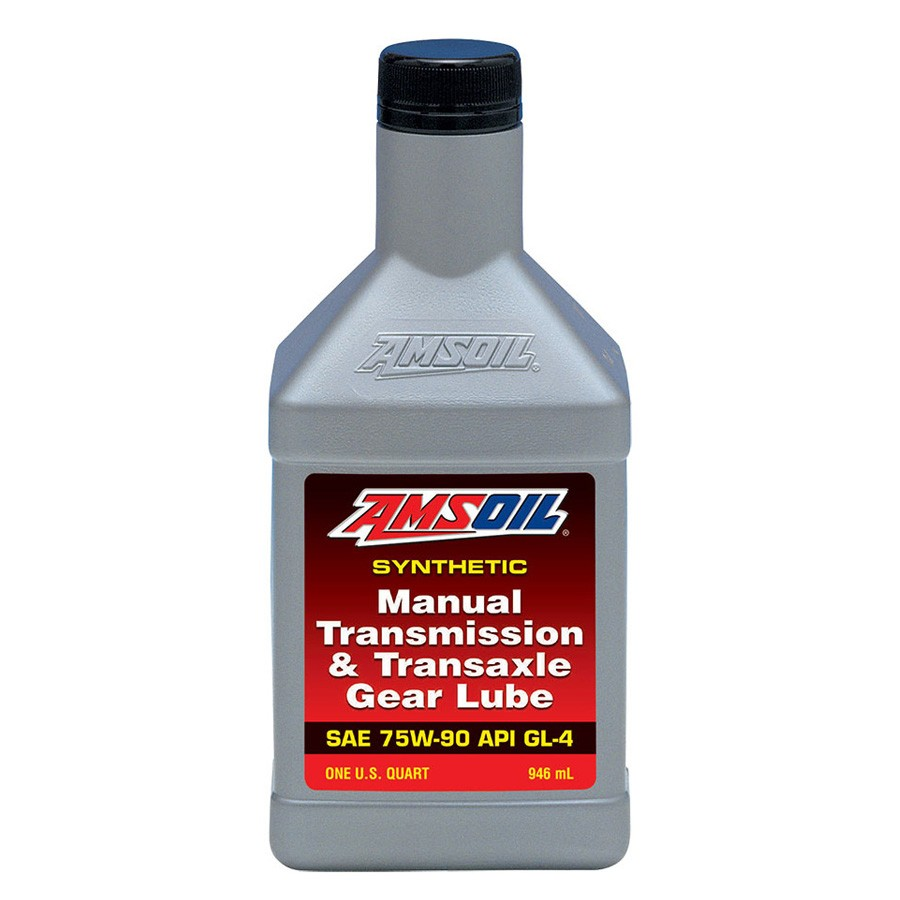 Amsoil Severe Gear 75w 90 >> AMSOIL Manual Transmission & Transaxle Gear Lube 75W-90 | SoCal S-Chassis